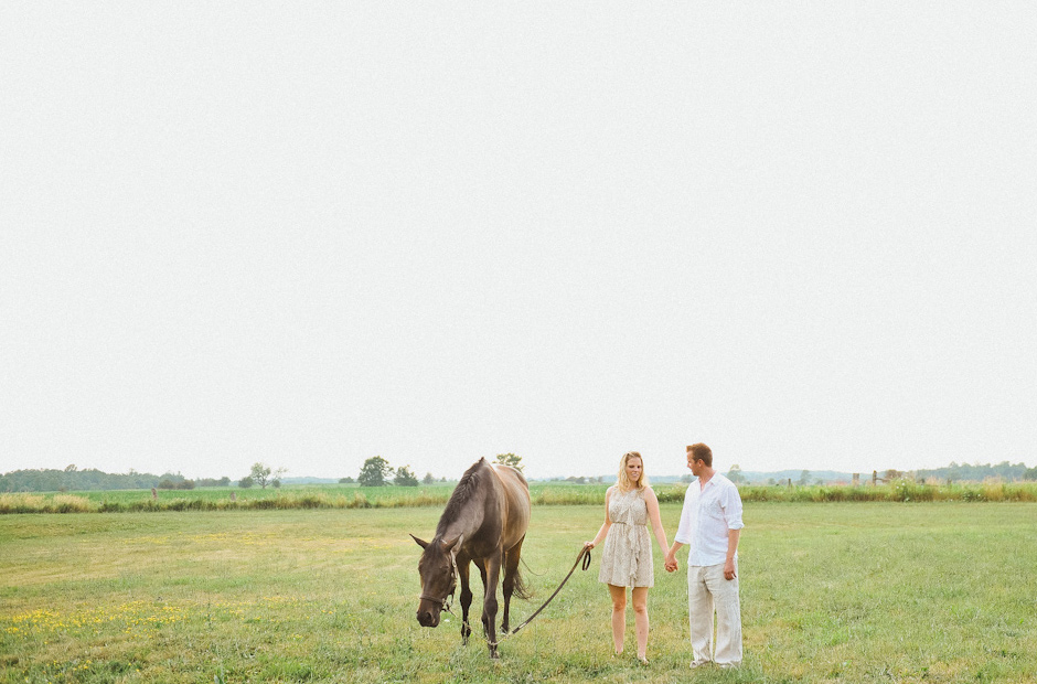 Equestrian-Fine-Art-Engagement-Photography Toronto-Geminie-Photography-3