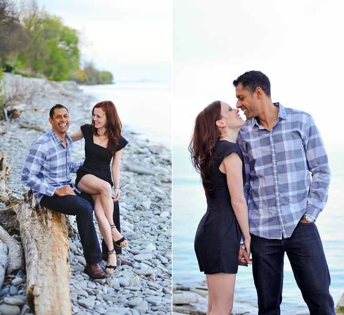 Geminie Photography Burlington Oakville Engagement Session Lakefront Park 8 Alicia + Vince {Engaged}