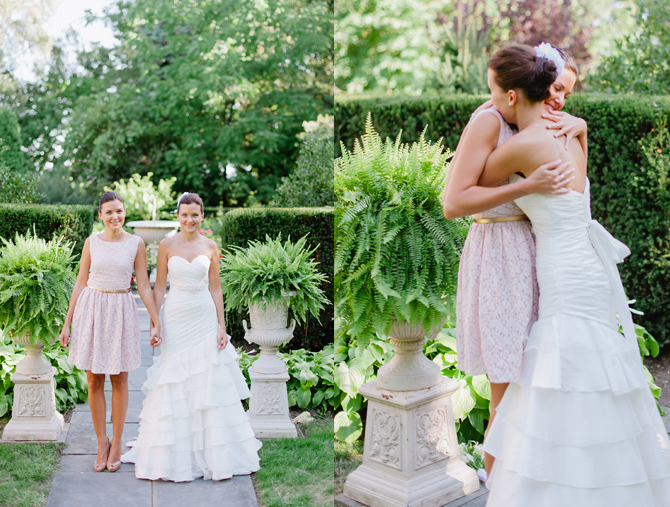 Geminie Photography Kurtz Orchard Niagara Toronto photographers Sisters {A Kurtz Orchard Wedding}