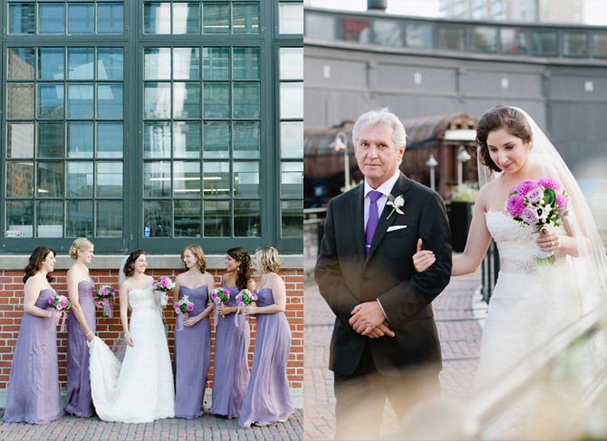Geminie Photography Steam Whistle Brewery Wedding 12 A Summer Wedding {Steam Whistle Brewery}