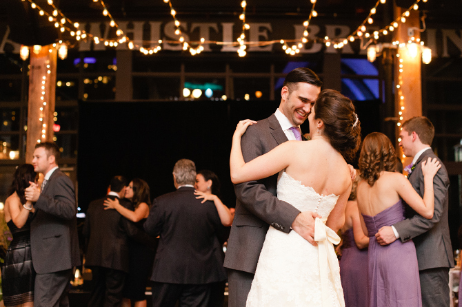 Geminie Photography Steam Whistle Brewery Wedding 19 A Summer Wedding {Steam Whistle Brewery}