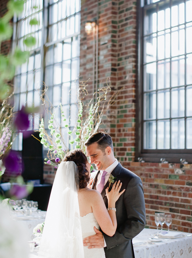 Geminie Photography Steam Whistle Brewery Wedding 8 A Summer Wedding {Steam Whistle Brewery}