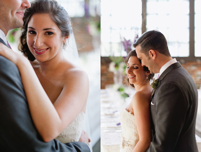 Geminie Photography Steam Whistle Brewery Wedding 9 A Summer Wedding {Steam Whistle Brewery}