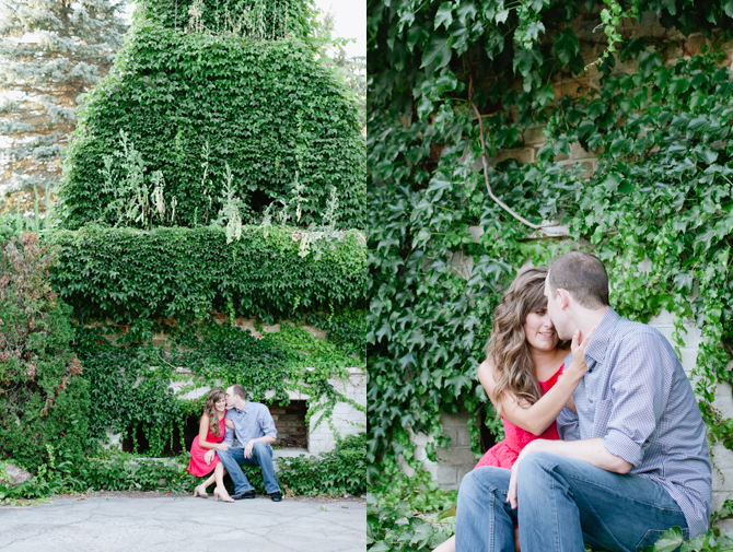 Geminie Photography Cullen Gardens Whitby Engagement Session 4 Ashley & Brad {Cullen Gardens Engagement}