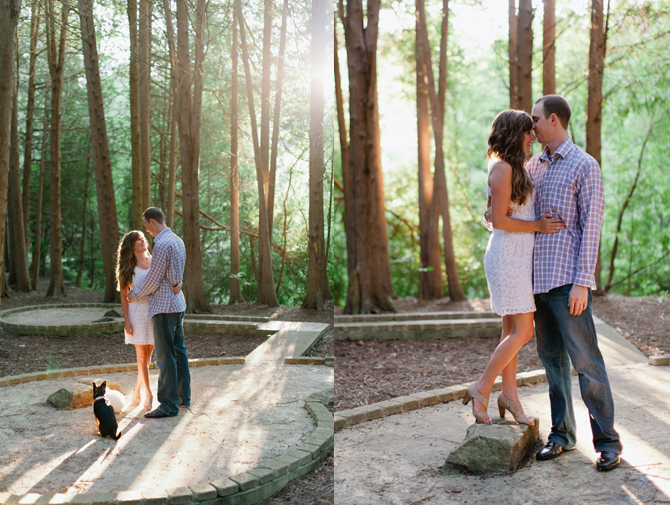 Geminie Photography Cullen Gardens Whitby Engagement Session 6 Ashley & Brad {Cullen Gardens Engagement}