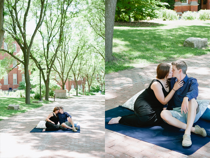 Geminie Photography Guelph Engagement Wedding Photos University Market 5 Kelvin + Nadine {Guelph Engagement }