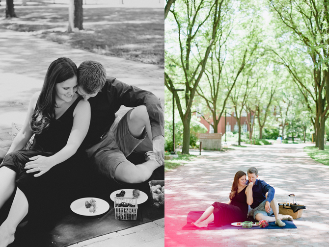 Geminie Photography Guelph Engagement Wedding Photos University Market 8 Kelvin + Nadine {Guelph Engagement }