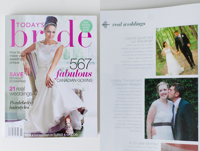 Todays Bride Geminie Photography Published Lindsey Christophe